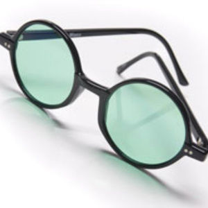 Wicked Musical - Emerald City Green Glasses